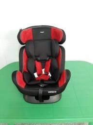 Cadeira auto cosco avant otima para viajar reclina em varias posições