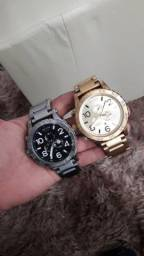 Vendo Nixon Dourado e prata R$ 600,00 cada