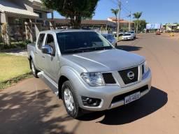 Nissan Frontier S CD 4x2 2.5 TB Diesel - 2014