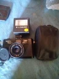 Câmera fotográfica no precinho