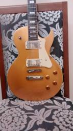 Guitarra Les Paul Cort CR200 GT