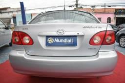 Corolla cor prata - 2006