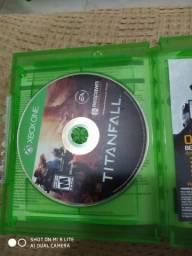 Titanfall xbox one (troco)