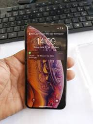 IPhone xs 256Gb zerado 3 meses , nota caixa e todos acessórios