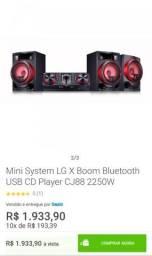 Mini system LG CJ88 XBoom