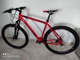 Bicicleta Alumio Aro 29 - Quadro 21 - Cambios Shimano Alívio First