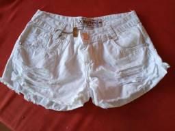 Lindos shorts tamanho 40