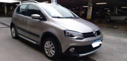 Crosfox 2013 GNV Completo - Carro de Garagem