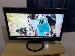"""Tv e monitor Samsung 24"""" led"""