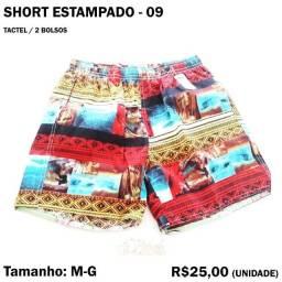 Short Tactel - Modelo 09
