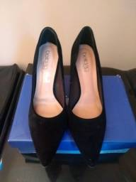 Sapato Nobuck Nice Glam