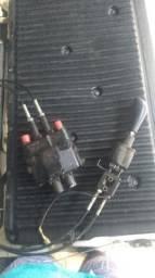 Comando carregadeira Joystick.