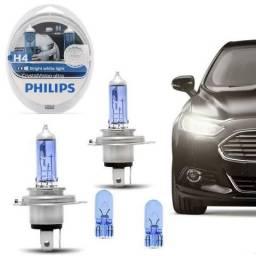 Lâmpada super branca Phillips crystal vision comprar usado  Fortaleza