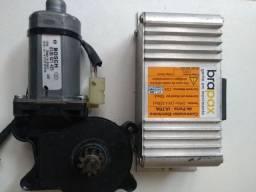 Módulo Controlador De Porta Elétrica Brapax