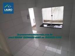 Casa duplex com 2 qtos no Residencial Laranjeiras