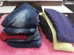11 calças femininas