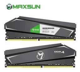 Memória DDR4 16GB Maxsun 2666mhz