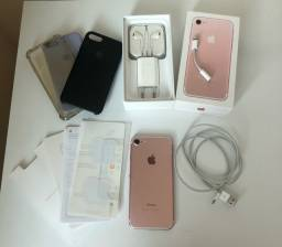 IPhone 7 rose COMPLETO