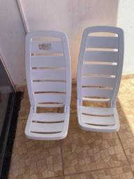 Vendo cadeira de praia/piscina Tramontina