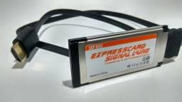 Cabo HDMI Express Card