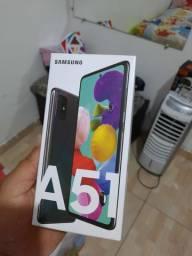 Samsung A51 preto