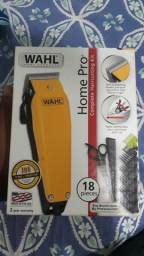 Máquina de cortar cabelo WAHL amarela original