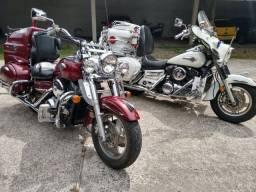 Motos Kawasaki nômade