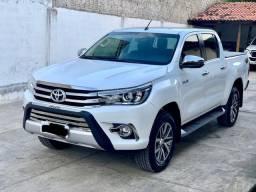 Toyota Hilux SRX 2018 EXTRA