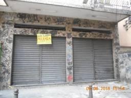 R$ 3.000,00 loja na Rua Gonzaga Bastos sem condomínio