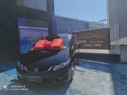Honda Civic LXR 2.0 Flex Automático Completo Impecável!!!