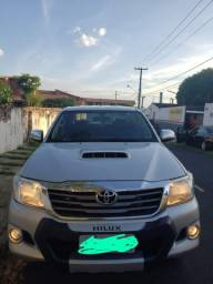Hilux Srv Top CD 4X4 2014/2014