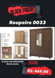Roupeiro 0033 Promoção