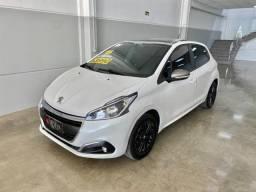 Peugeot 208 1.6 Allure Branco Pérola 2018 Flex Completo