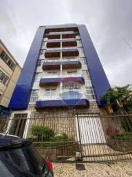 Apartamento com 1 dormitório para alugar, 57 m² por R$ 850,00/mês - Centro - Juiz de Fora/