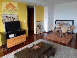 Apartamento com 3 dormitórios à venda, 96 m² por R$ 490.000 - Vila Valparaíso - Santo Andr