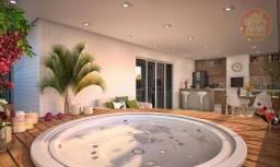 Título do anúncio: Apartamento à venda, 116 m² por R$ 780.550,00 - Vila Guilhermina - Praia Grande/SP