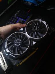 Placa de Vídeo RX 480