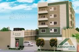 Apartamento com 3 quartos no Edifício Lyon - Bairro Oficinas em Ponta Grossa