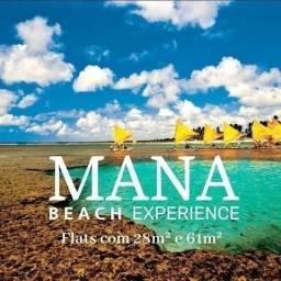 Lançamento I Mana Beach I Rentabilidade I Investidor I Muro Alto I 1 ou 2 quartos
