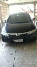 Honda Civic Preto - 2010