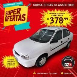 Corsa Sedan Classic 2008 - Com Ar Condicionado - 2008