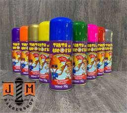 Tinta da Alegria temporária para cabelos coloridos e felicidade garantida