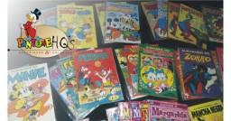 Coleção Completa Almanaque Personagens Disney - 1ª Edição