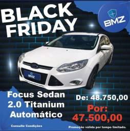 Ford Focus Sedan Titanium 2.0 Automático - Oferta Black Friday BMZ