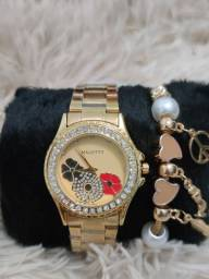 Relógio feminino importado original Malotty