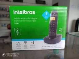 Telefone Intelbras TS 2510 (loja física) 1 ano de garantia