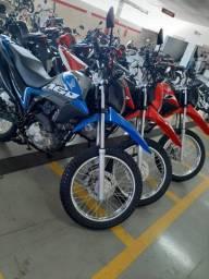 Moto Bros 160 Entrada Financiamento: 1.700