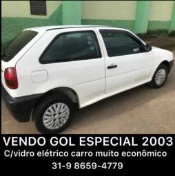 Gol especial 2003