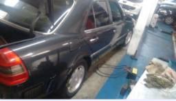 Sucata Mercedes C280 6cc 1996