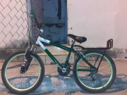 VENDO BIKE ARO 24 TODA BOA